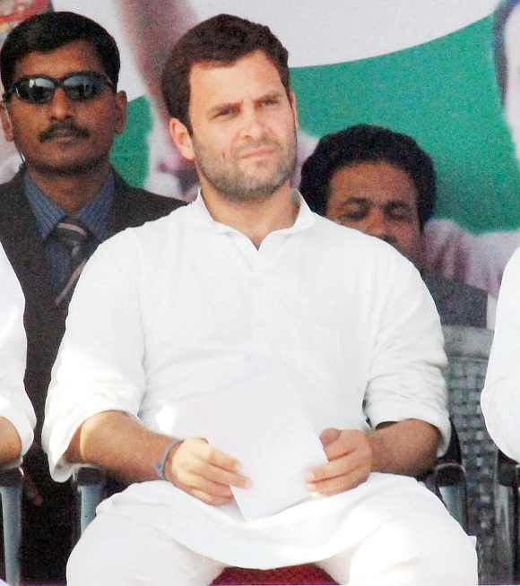 The Congress is relegated to the fourth place in Uttar Pradesh