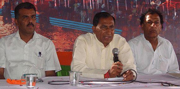 WINNER: Bishan Singh Chufal (BJP)