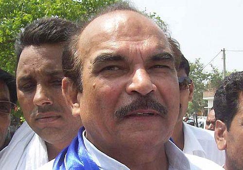 LOSER: D P Yadav (Rashtriya Parivartan Dal)