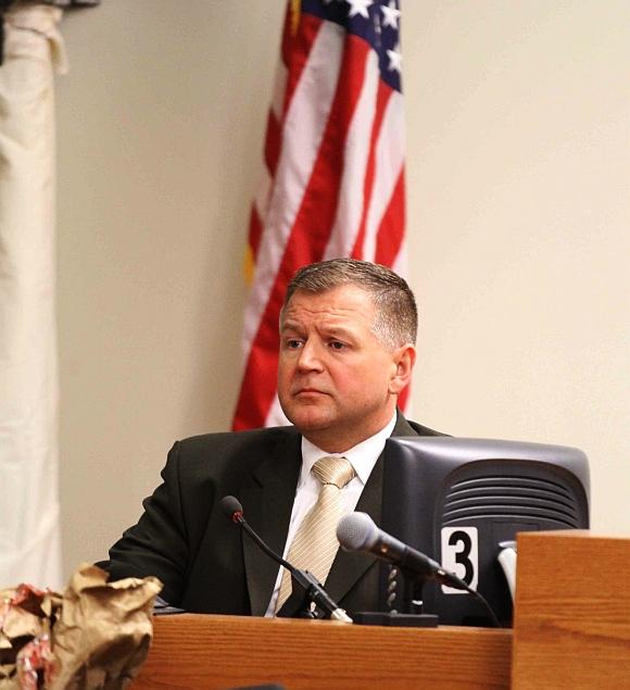 Investigator Michael Daniewicz