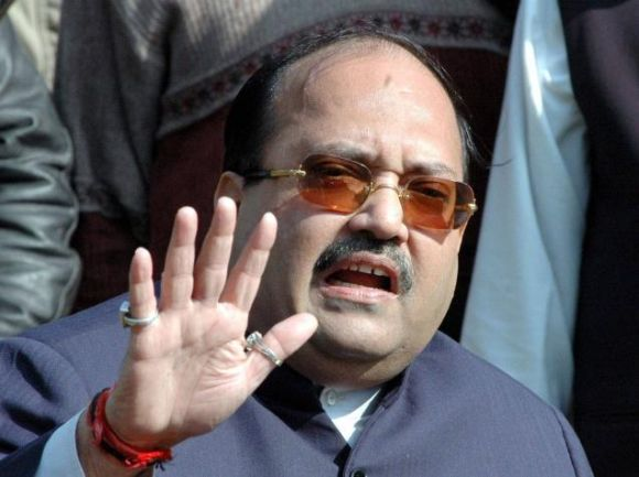 Amar Singh's style of politics had alienated the Samajwadi Party's Lohiaite Socialists