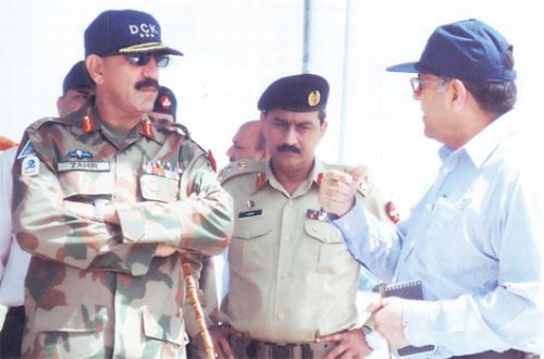 Lieutenant General Zaheerul Islam