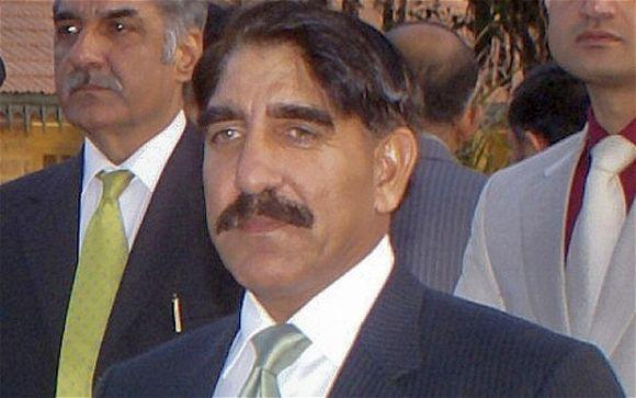 Lieutenant General Mohammed Zahir-ul-Islam