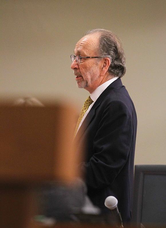 Lead attorney Steven Altman