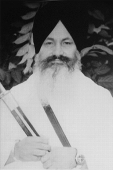 A file photo of Sant Harchand Singh Longowal