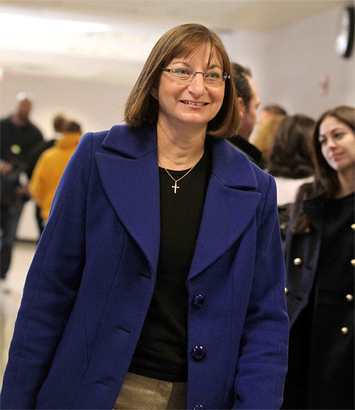 Tyler Clementi's mother