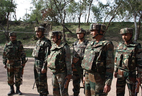 The Indian Army has been fighting insurgency for over 30 years