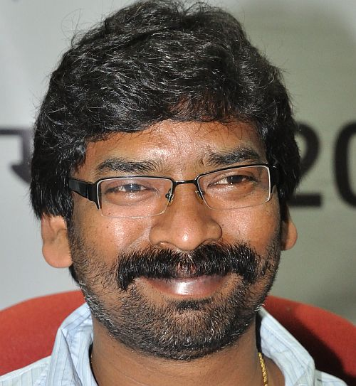 File photo of Hemant Soren