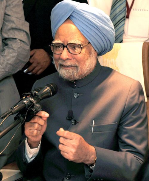 Prime Minister Manmohan Singh called the report 'alarmist'
