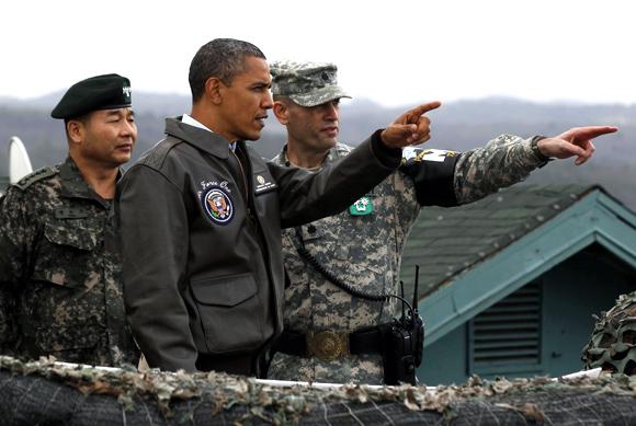 INSIDE KOREA'S DMZ: The most DANGEROUS place on earth
