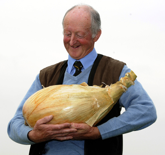Heaviest onion