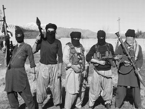 File photo of Lashkar terrorists