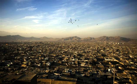 Inside look into AFGHANISTAN: Of bullets and beauty