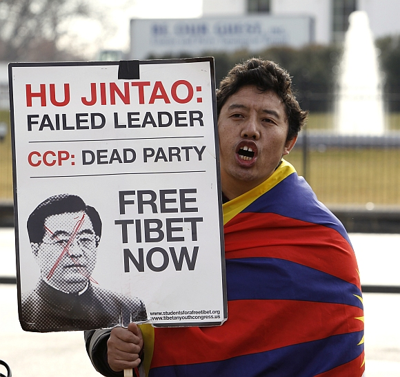 China's Hu Jintao, Tibet and the Law of Karma