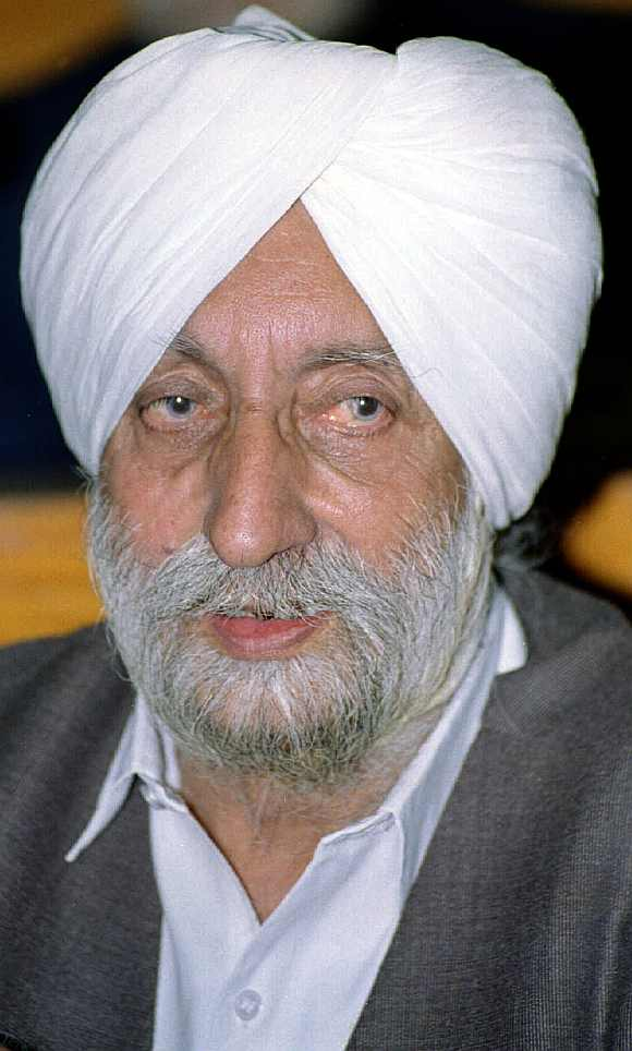 Former Punjab CM Beant Singh