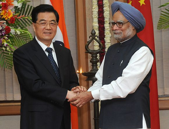 India, China light up relations amidst Tibetan grief