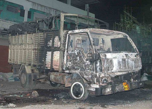 Communal riots leaves Andhra town scarred