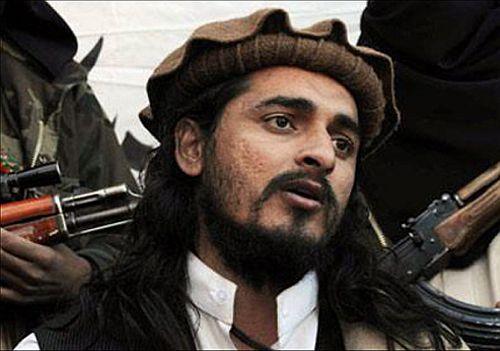 Taliban chief Hakimullah Mehsud