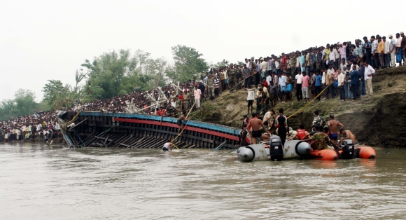 Rescue efforts on after Assam boat mishap