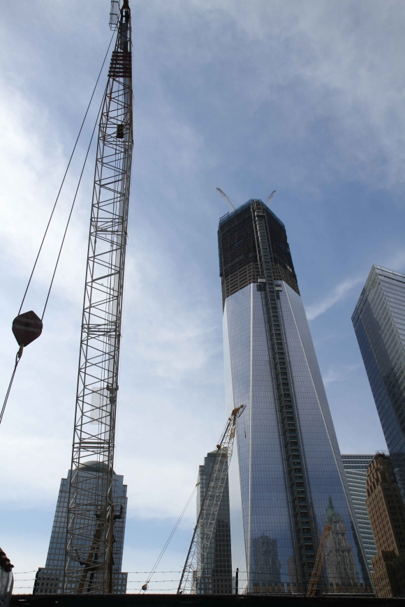 Freedom Tower is New York's TALLEST building