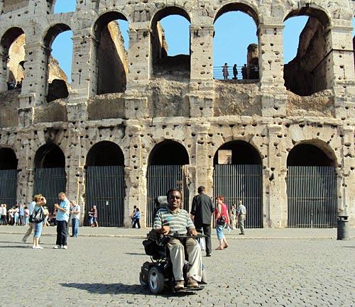 Srin in Rome