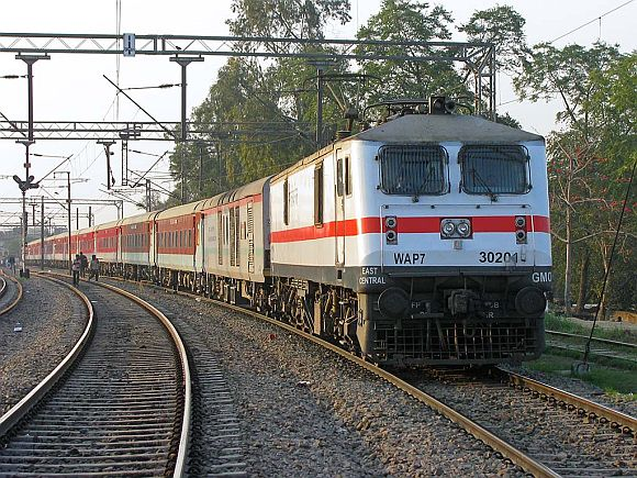 Now, MPs can build railway stations where they want