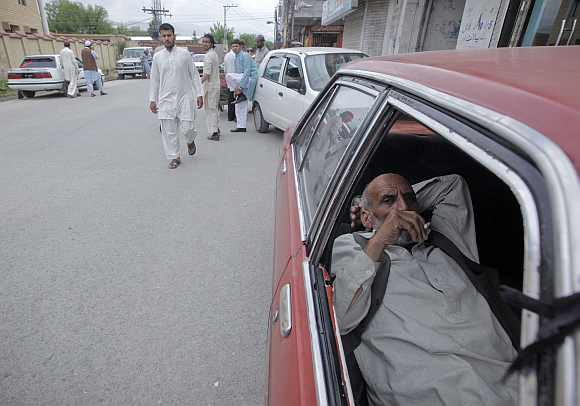 Abbottabad, a year after the Osama raid