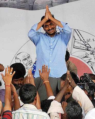 'Christian' Jagan's visit to Tirupati temple sparks row