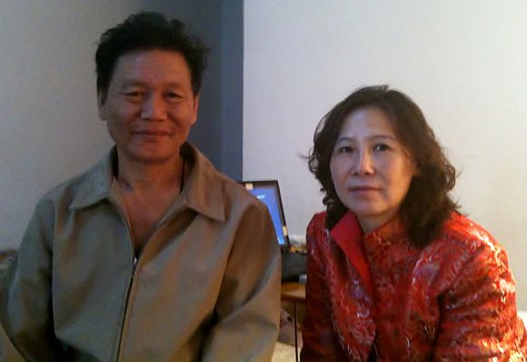 Ni Yulan and Dong Jiqin