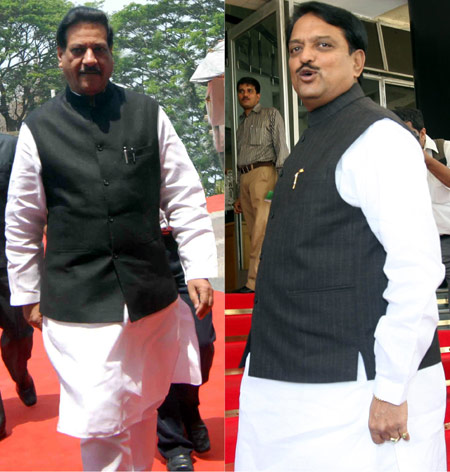The Maharashtra connection: Prithviraj Chavan and Vilasrao Deshmukh