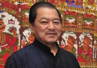 Mizoram Chief Minister Lal Thanhawla