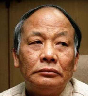 Manipur Chief Minister Ibobi Singh