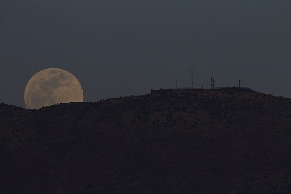 How 'SUPER MOON' enthralled the world!