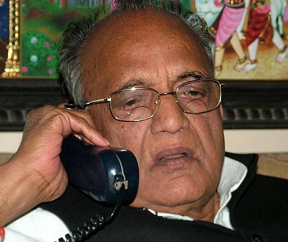 O P Jindal, former Haryana power minister