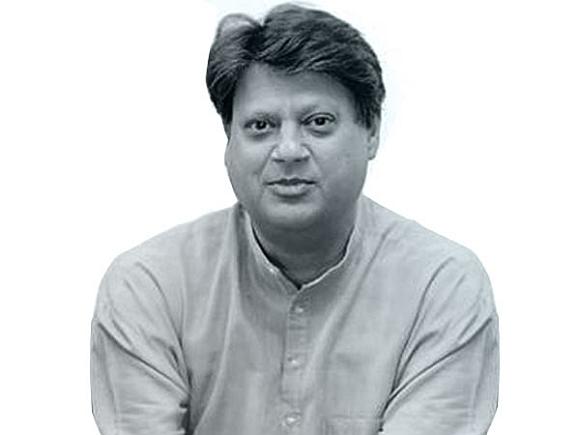 Madhavrao Scindia, senior Congress leader