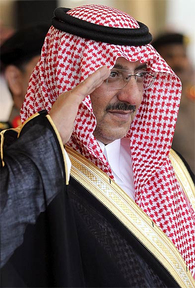 Prince Mohammed bin Nayef, Saudi Arabia's counterterrorism chief, was Asri's target