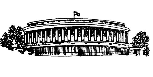 A sketch of the Parliament