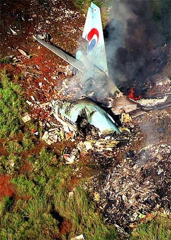 The Korean airline, which was shot down by Soviet interceptors, crashed near Moneron Island, and resulted in the death of 269 people