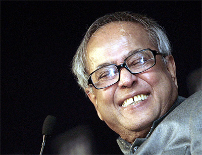 Will Pranab Mukherjee be the next Rashtrapati?