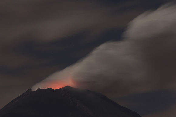 Simmering Volcanos Squirting