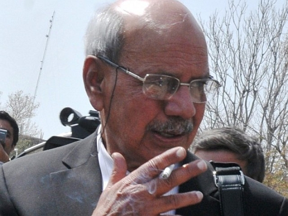 Former Inter-Services Intelligence chief Lt Gen Asad Durrani