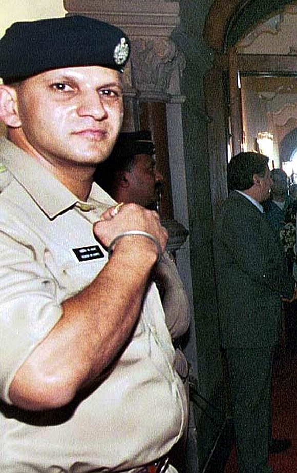 A file photo of Ashok Kamte