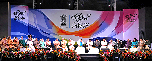 13 luminaries from various fields were awarded the Banga Vibhusan by the West Bengal government