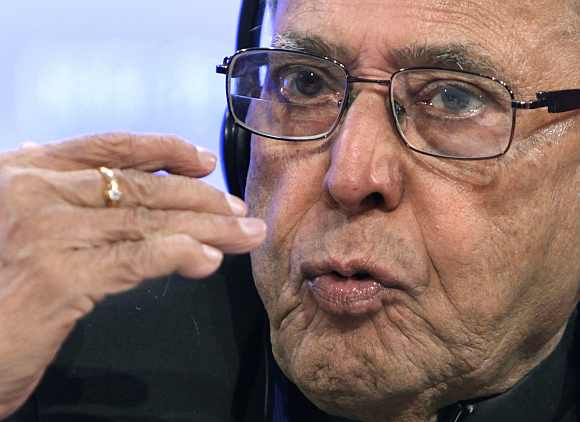 Finance Minister Pranab Mukherjee tabled White Paper on black money in Parliament on Monday