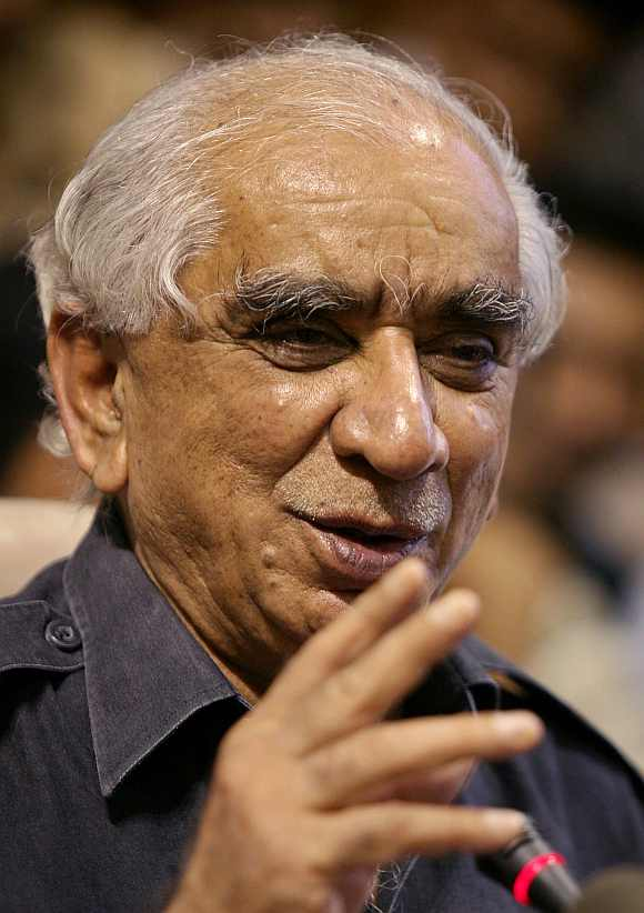Senior BJP leader Jaswant Singh