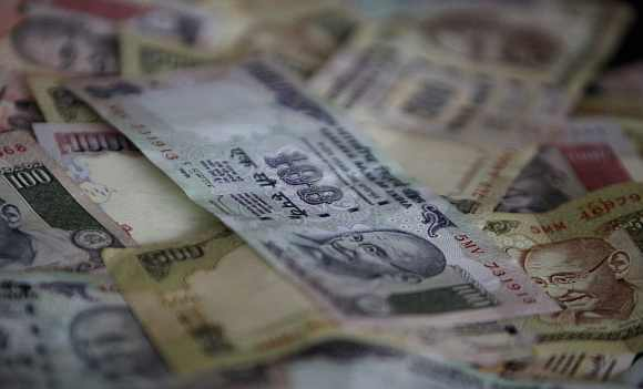 'Swiss deposits decreased from Rs 23,373 crore to Rs 9,295 in 4 yrs'