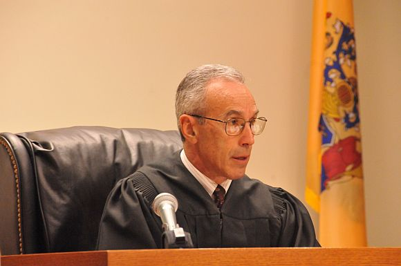Judge Berman delivers his verdict