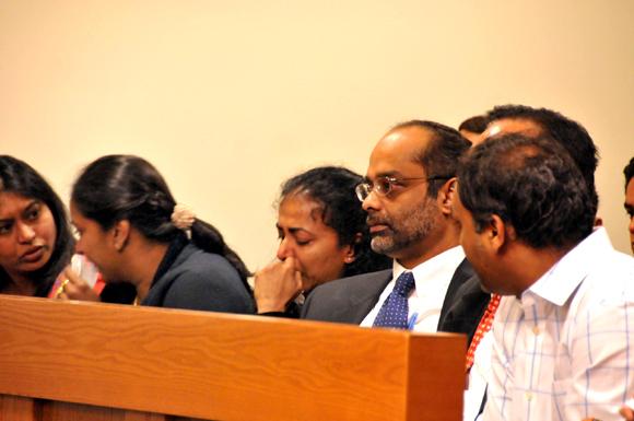 Dharun Ravi's family