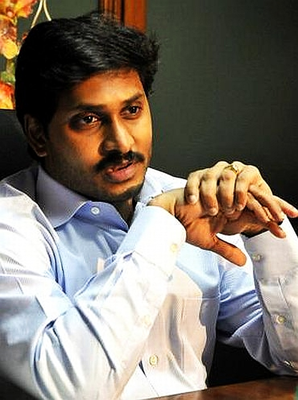Kadapa Member of Parliament Y S  Jagan Mohan Reddy
