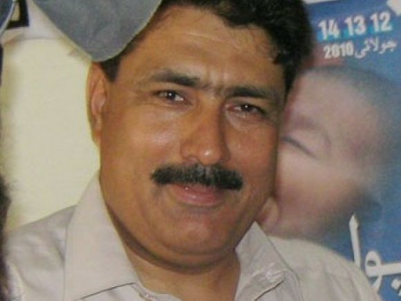Dr Shakil Afridi